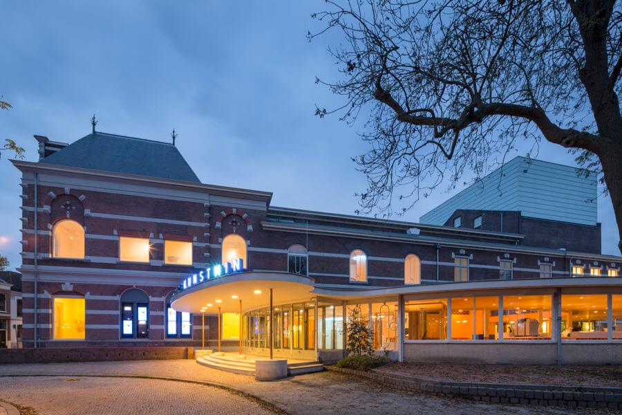 Schoonmaak Schouwburg, Kunstmin, Dordrecht