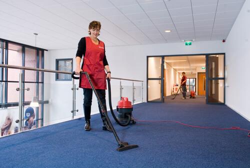 Schoonmaak en onderhoud kantoor Dordrecht
