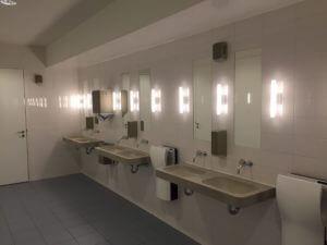Sanitaire voorzieningen Schilten Schoonmaakbedrijf
