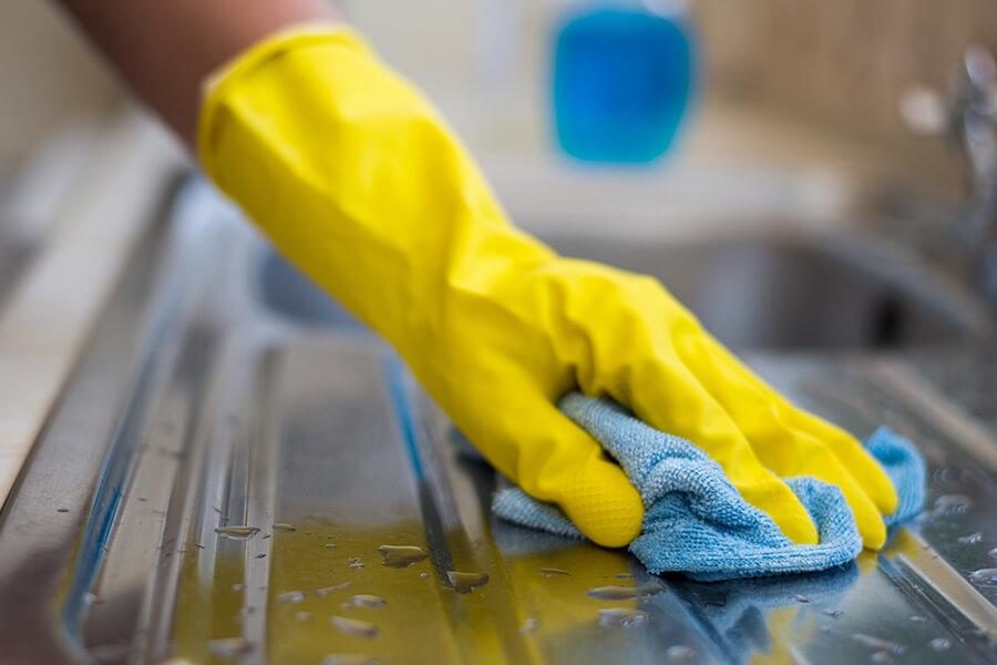 Schoonmaak en onderhoud in Zwijndrecht