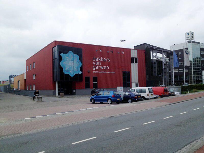 Drukkerij Dekkers in Dordrecht