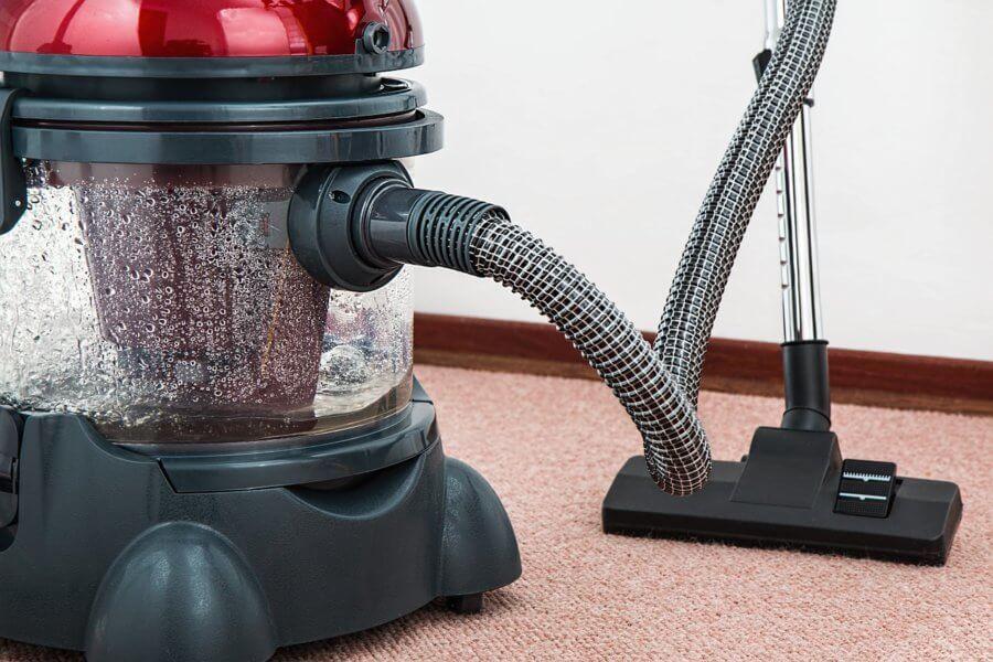 tapijt laten reinigen door schoonmaakbedrijf in Dordrecht