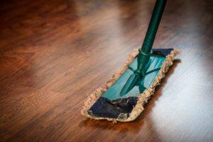 zo houdt u uw vloer zo schoon mogelijk