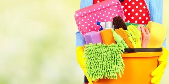 schoonmaak-schilten