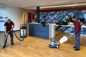 vloerreiniging en vloeronderhoud: onze werkwijze
